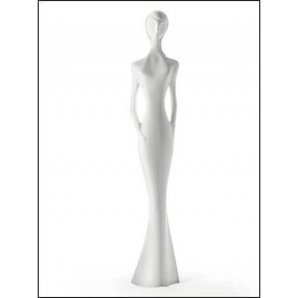 Statue design Penelope MyYour Blanc mat 1476