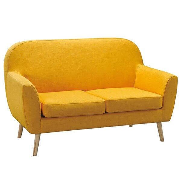 Canapé Pop jaune 198