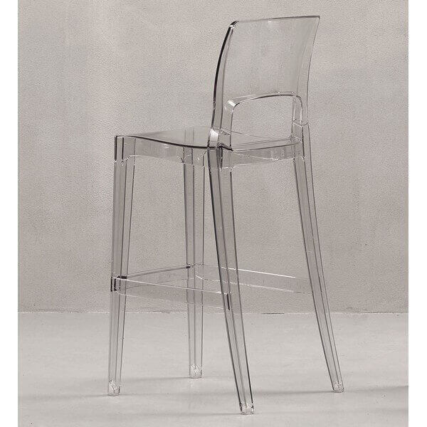 Easy transparent stool