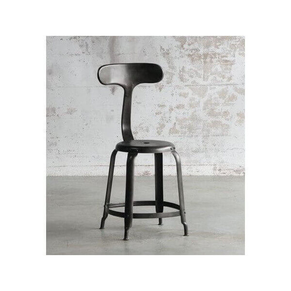 mobilier industriel tables chaises lampes mathi design. Black Bedroom Furniture Sets. Home Design Ideas