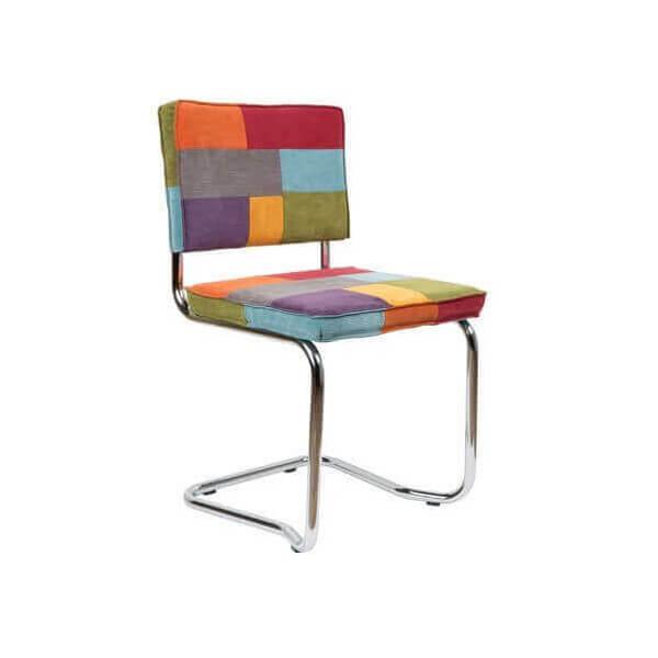 Multicolor chair