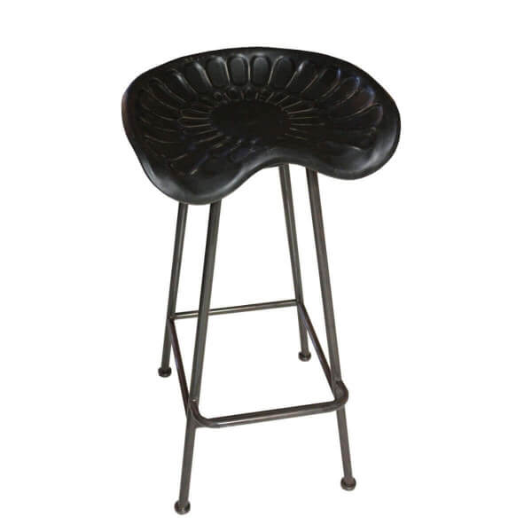 Industrial Barstool Tractor Seat