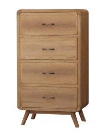 meuble tv design nordique danish bois massif retro tendance. Black Bedroom Furniture Sets. Home Design Ideas