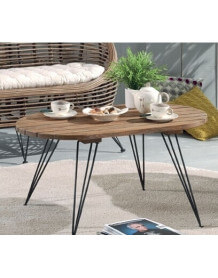 Lune low table