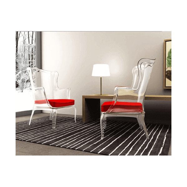 fauteuil design contemporain mathi design. Black Bedroom Furniture Sets. Home Design Ideas