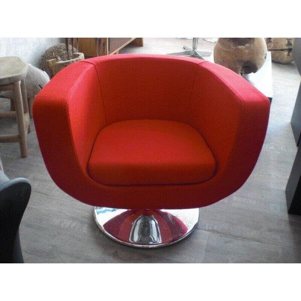 fauteuil lounge mathidesign vente mobilier decoration design fauteuils design. Black Bedroom Furniture Sets. Home Design Ideas