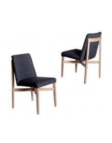 Lot de 2 Chaises Trianon