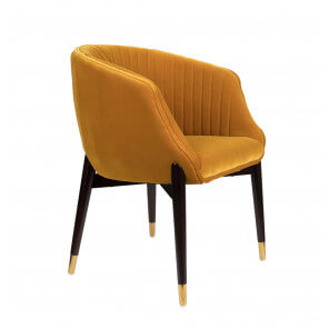 Yellow Dolly Armchair