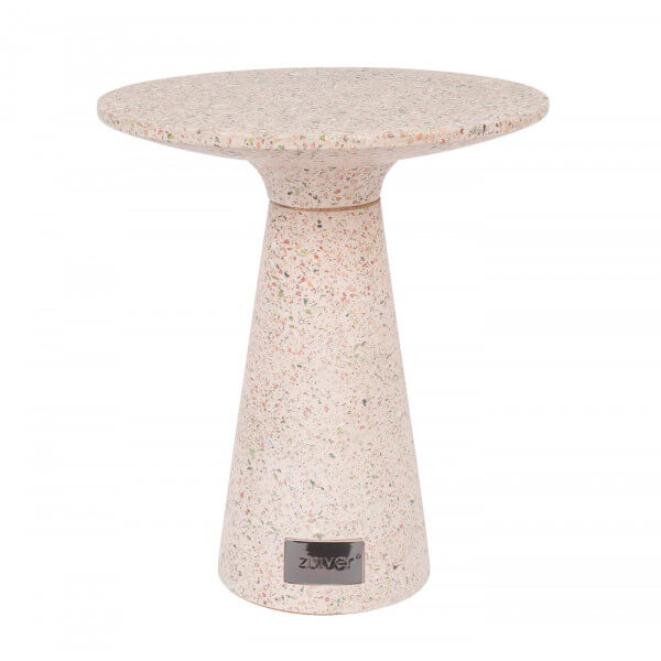 Pink Victoria Side Table