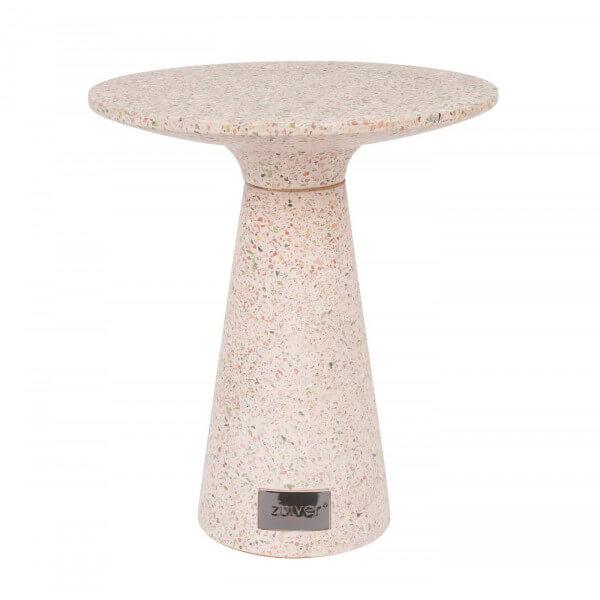 Table Victoria terrazzo Rose