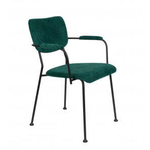 Green Benson Armchair