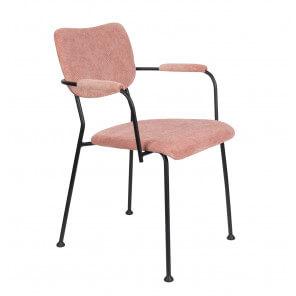 Pink Benson Armchair