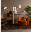 Bar Lico and arm chair by Dutchbone