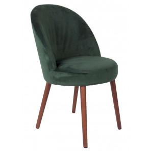 Chaise de repas Barbara-vert