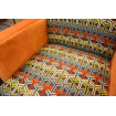 Fauteuil Arizona orange