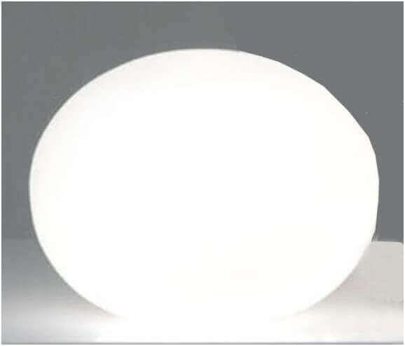 lampe a poser ovale