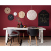 Chaise design repas Grise zuiver