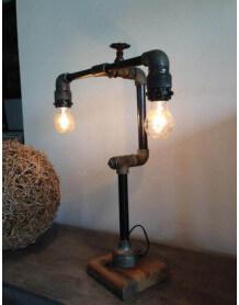 Plomber lamp