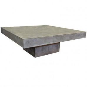 BETON - Concrete square low table