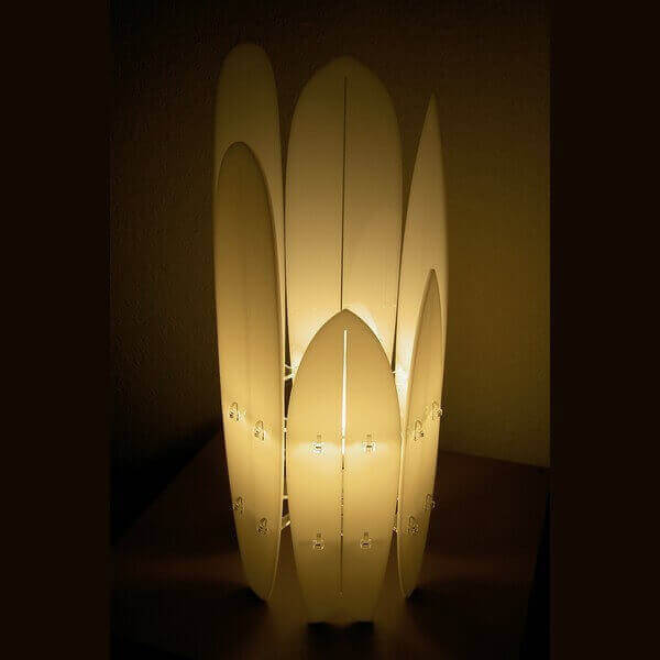 Quiver Surf lamp