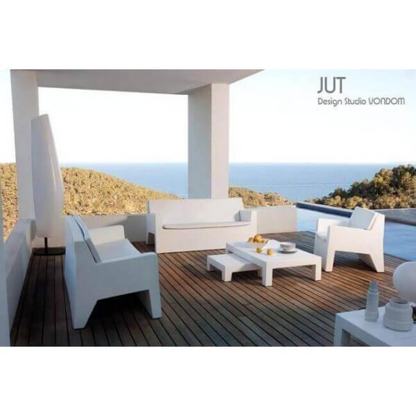 JUT - Garden lounge set by Vondom with cushions