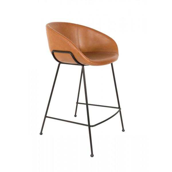 FESTON - Brown Bar chair