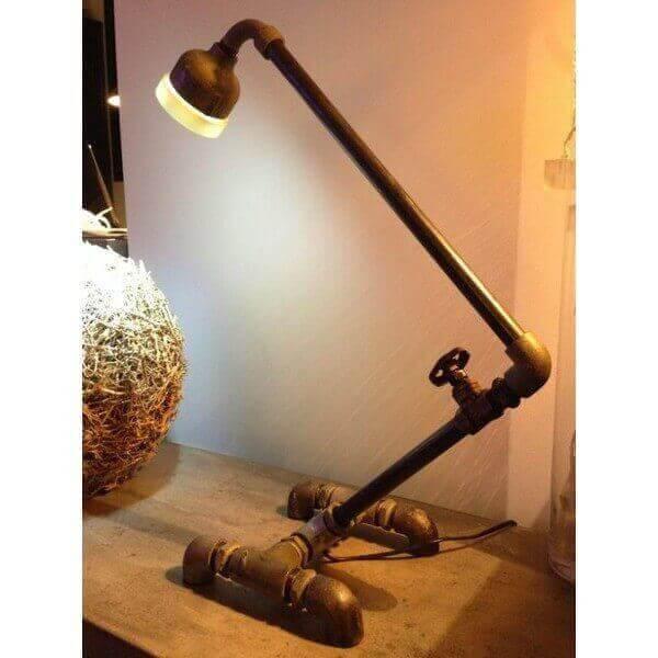 Tubing lamp