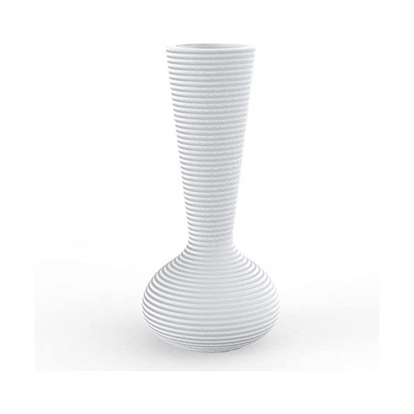 BLOOM - Grand vase Vondom blanc