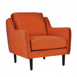 Orange Sorft Armchair