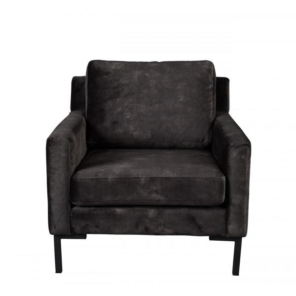 HOUDA - Dark grey seater