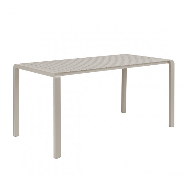 VONDEL - Clay garden table