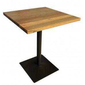 Table carrée Café