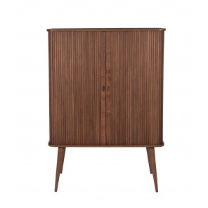 BARBIER - Walnut Zuiver cabinet