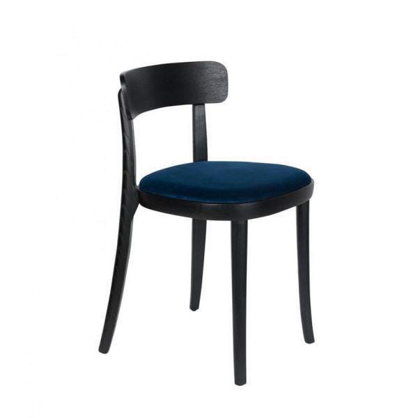 BRANDON - Blue Dining Chair