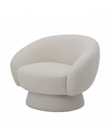 TED - Fauteuil Lounge bloomingville mouton
