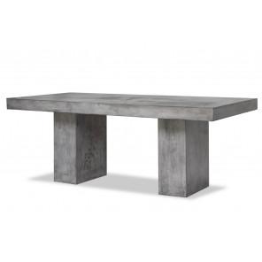 Table repas beton