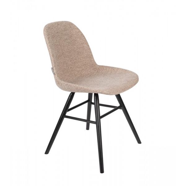 Chaise design Zuiver soft beige