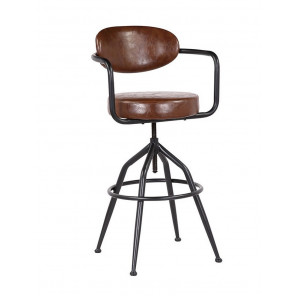 RETRO - industrial bar stool
