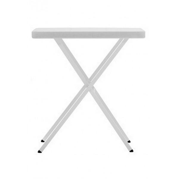 BRUNCH - Table pliable blanche