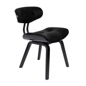Chaise Blackwood all black