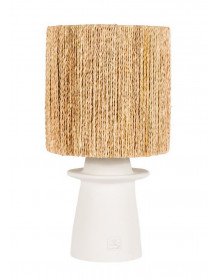 CORDE - Table lamp in rope