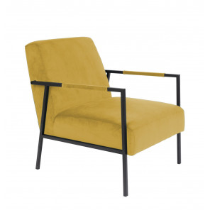 GRIB - Yellow Lounge Chair