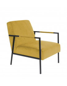 GRIB - Yellow Lounge Chair