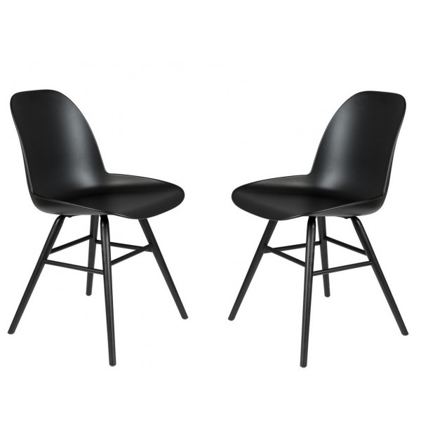 ALBERT kUIP - Dining chair wooden legs