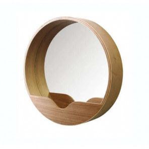 Round wall mirror Zen