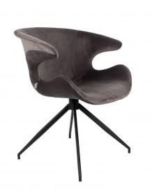 Chaise repas design zuiver