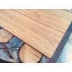 Heigh table 180 cm Clear Nevada-top