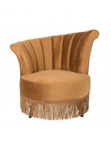 Golden Flair Lounge chair