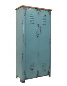 Rusty school storage