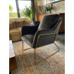Fauteuil Golden taupe